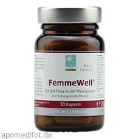 FemmeWell Meno-Formula, 30 ST, Apozen Vertriebs GmbH