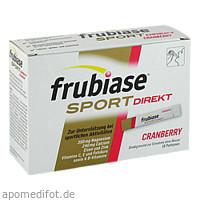 frubiase SPORT DIREKT, 18 ST, Sanofi-Aventis Deutschland GmbH
