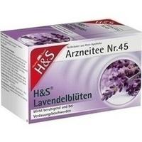 H&S Lavendelblüten, 20X1.0 G, H&S Tee - Gesellschaft mbH & Co.