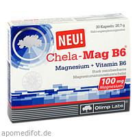 CHELA-MAG B6, 30 ST, OLIMP Laboratories Germany