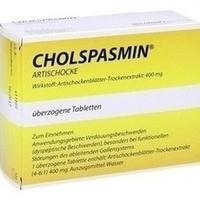 Cholspasmin Artischocke, 100 ST, Dr. Theiss Naturwaren GmbH