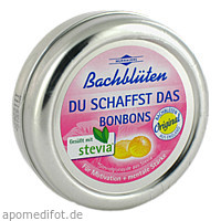 Bachblüten Du schaffst das Bonbons, 50 G, Murnauer Markenvertrieb GmbH