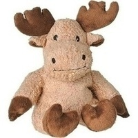 Wärme-Stofftier Beddy Bear Elch hellbraun remov, 1 ST, Greenlife Value GmbH