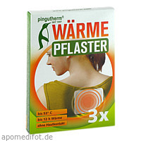 PINGUTHERM flex Wärmepflaster, 3 ST, Contor Aichinger