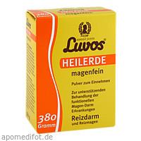 Luvos Heilerde magenfein, 380 G, Heilerde-Gesellschaft Luvos Just GmbH & Co. KG