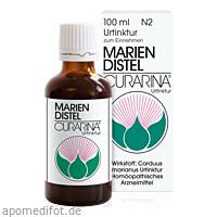 MARIENDISTEL CURARINA URTINKTUR, 100 ML, Harras-Pharma-Curarina GmbH