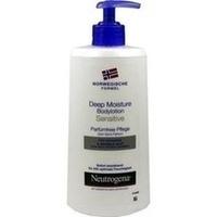 Neutrogena NF Deep Moisture Bodylotion sensitive, 400 ML, Johnson & Johnson GmbH