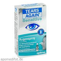 Tears Again Sensitive Augenspray, 10 ML, Optima Pharmazeutische GmbH