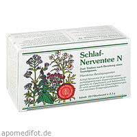 Schlaf-Nerventee N, 20 ST, Epi-3 Healthcare GmbH