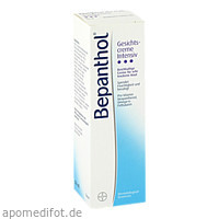 Bepanthol Gesichtscreme Intensiv, 50 ML, Bayer Vital GmbH