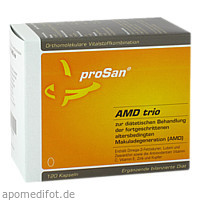 proSan AMD trio, 120 ST, Prosan Pharmazeutische Vertriebs GmbH