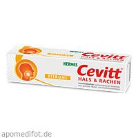 Cevitt Hals & Rachen Zitrone, 20 ST, Hermes Arzneimittel GmbH