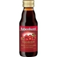 Rabenhorst Cranberry Muttersaft mini, 125 ML, Haus Rabenhorst O. Lauffs GmbH & Co. KG