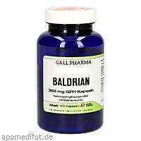 Baldrian 360 mg GPH Kapseln, 120 ST, Hecht-Pharma GmbH