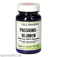 Passionsblumen 289 mg GPH Kapseln, 60 ST, Hecht-Pharma GmbH