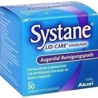 Systane Lid-Care Einzelpads, 30 ST, Alcon Deutschland GmbH