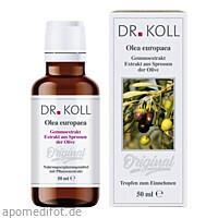 Gemmoextrakt Olive, 50 ML, Dr. Koll Biopharm GmbH