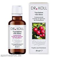 Gemmoextrakt Preiselbeere, 50 ML, Dr. Koll Biopharm GmbH