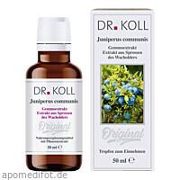 Gemmoextrakt Wacholder, 50 ML, Dr. Koll Biopharm GmbH