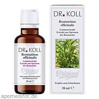 Gemmoextrakt Rosmarin, 50 ML, Dr. Koll Biopharm GmbH