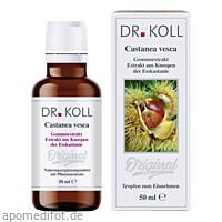 Gemmoextrakt Esskastanie, 50 ML, Dr. Koll Biopharm GmbH