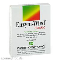 Enzym-Wied classic, 20 ST, Wiedemann Pharma GmbH