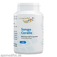Sango-Coralle 500mg, 120 ST, Vita World GmbH