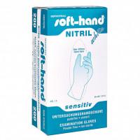 Softhand Nitril Gr. XS, 200 ST, Diaprax GmbH