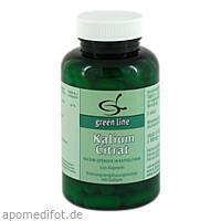 Kalium Citrat, 120 ST, 11 A Nutritheke GmbH