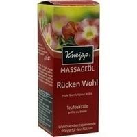 Kneipp Massageöl Rücken Wohl, 100 ML, Kneipp GmbH