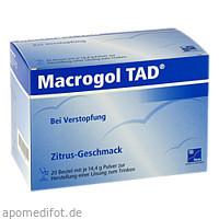Macrogol TAD, 20 ST, TAD Pharma GmbH