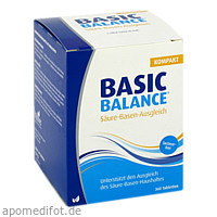 BASIC Balance Kompakt, 360 Stück, Hübner Naturarzneimittel GmbH