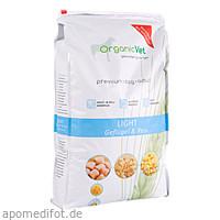 OrganicVet Trockennahrung Hund LIGHT, 10 KG, Organicvet GmbH