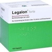 Legalon forte Kapseln, 100 ST, Orifarm GmbH