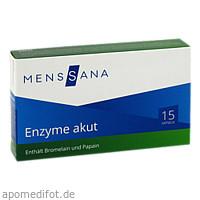 Enzyme akut MensSana, 15 ST, MensSana AG