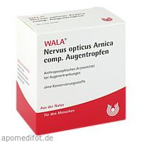 Nervus opticus Arnica comp. Augentropfen, 30X0.5 ML, Wala Heilmittel GmbH