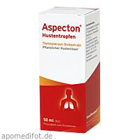Aspecton Hustentropfen, 50 ML, Hermes Arzneimittel GmbH