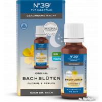Bachblüten Notfall No. 39 Globulix Nacht, 20 G, Lemon Pharma GmbH & Co. KG