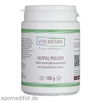 NOPAL FEIGENKAKTUS PULVER, 100 G, Vita Natura GmbH & Co. KG