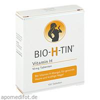 BIO-H-TIN Vitamin H 10mg, 100 ST, Dr. Pfleger Arzneimittel GmbH