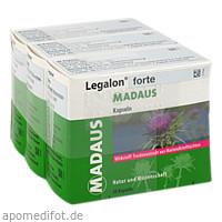 LEGALON forte Hartkapseln, 100 ST, Beragena Arzneimittel GmbH