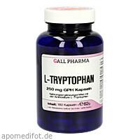 L-Tryptophan 250 mg GPH Kapseln, 180 ST, Hecht-Pharma GmbH