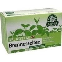 DR. KOTTAS Brennesseltee Filterbeutel, 20 ST, Hecht Pharma GmbH GB - Handelsware