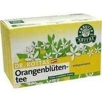 DR. KOTTAS Orangenblütentee Filterbeutel, 20 ST, Hecht Pharma GmbH GB - Handelsware