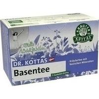 DR. KOTTAS Basentee Filterbeutel, 20 ST, Hecht Pharma GmbH GB - Handelsware