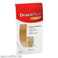 Dracoplast Fingerstrips 12x2cm elastic, 10 ST, Dr. Ausbüttel & Co. GmbH