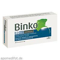 BINKO 80 MG, 60 ST, Klinge Pharma GmbH