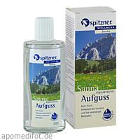 Spitzner Saunaaufguss Alpenkräuter Wellness, 190 ML, Dr.Willmar Schwabe GmbH & Co. KG