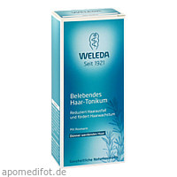 Weleda Belebendes Haar-Tonikum, 100 ML, Weleda AG