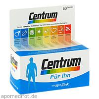 Centrum für Ihn (Capletten), 60 ST, GlaxoSmithKline Consumer Healthcare
